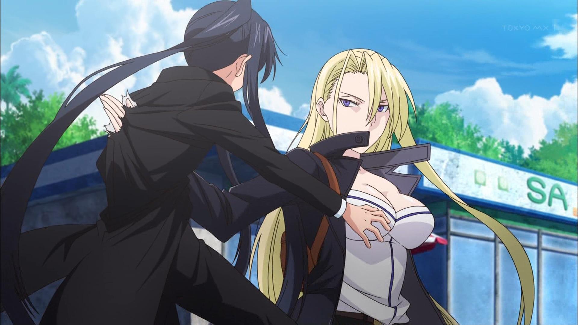 時坂九郎丸を刺す雪姫
