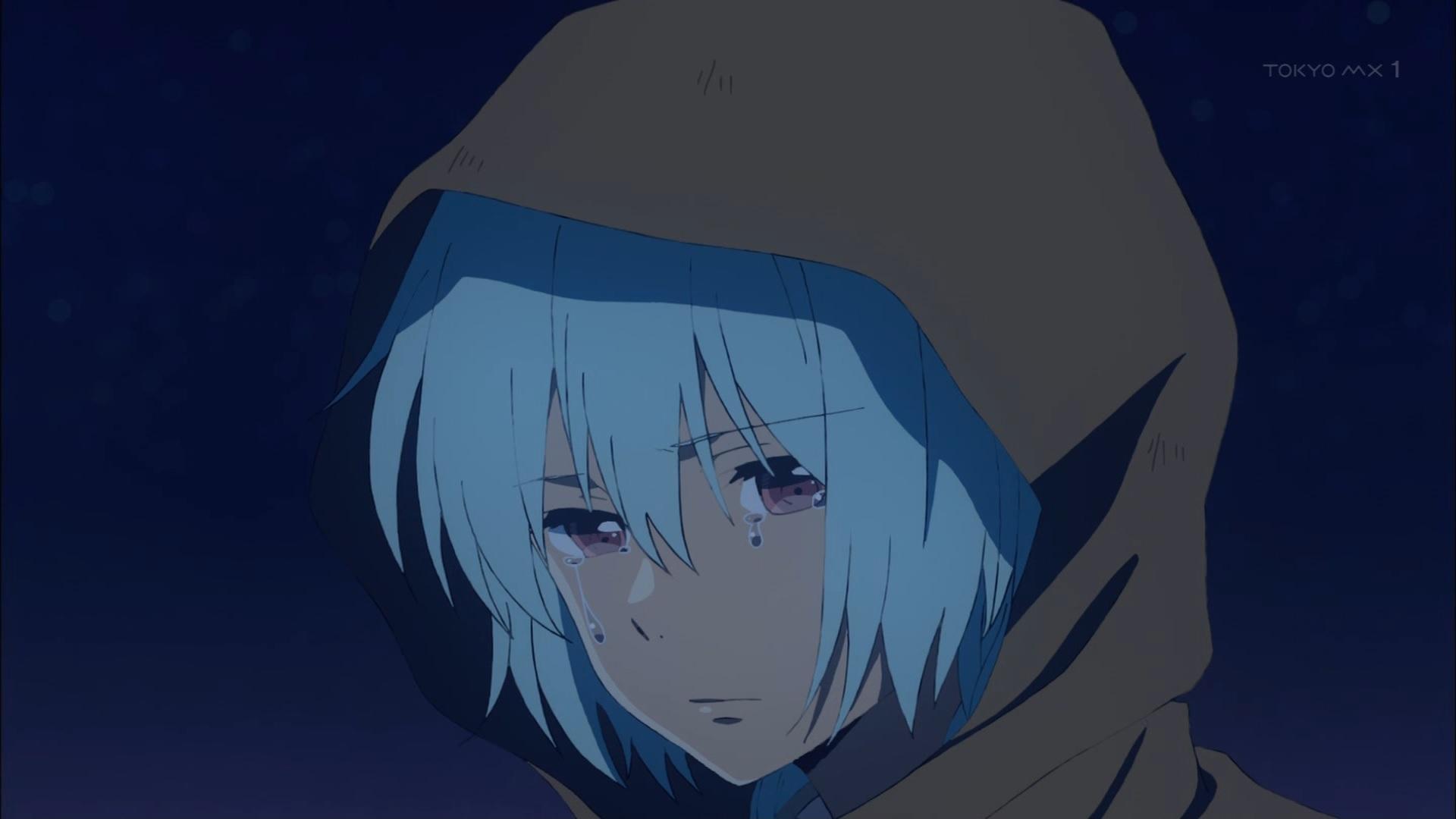 泣くリコス