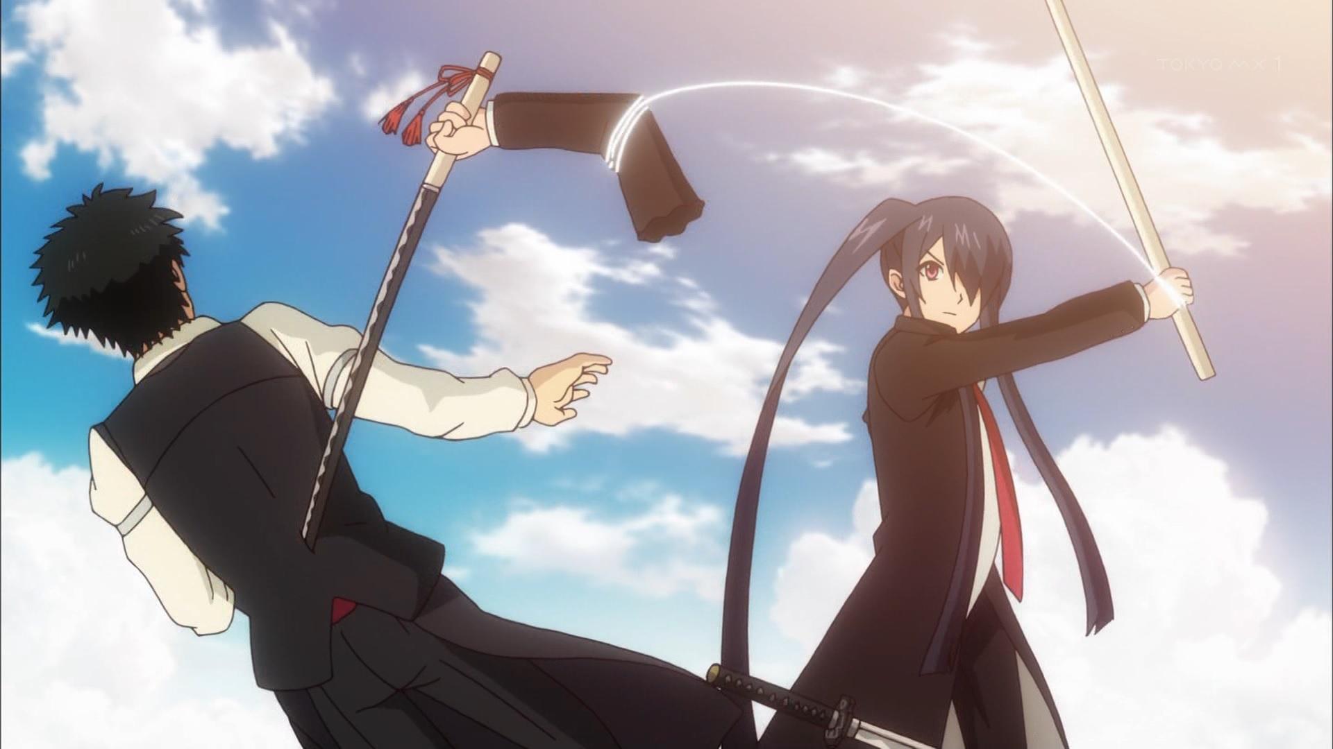 【UQ HOLDER!】第3話感想 刀太の黒い棒【~魔法先生ネギま!2~】