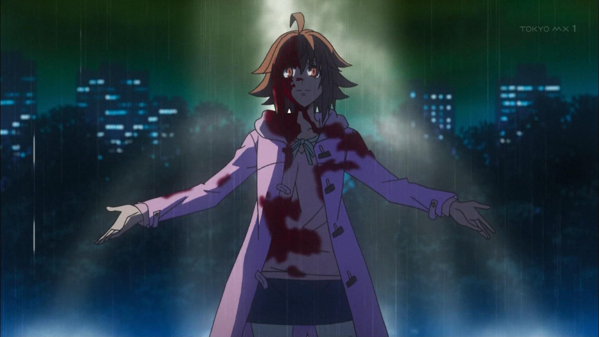 血まみれの綾瀬香純