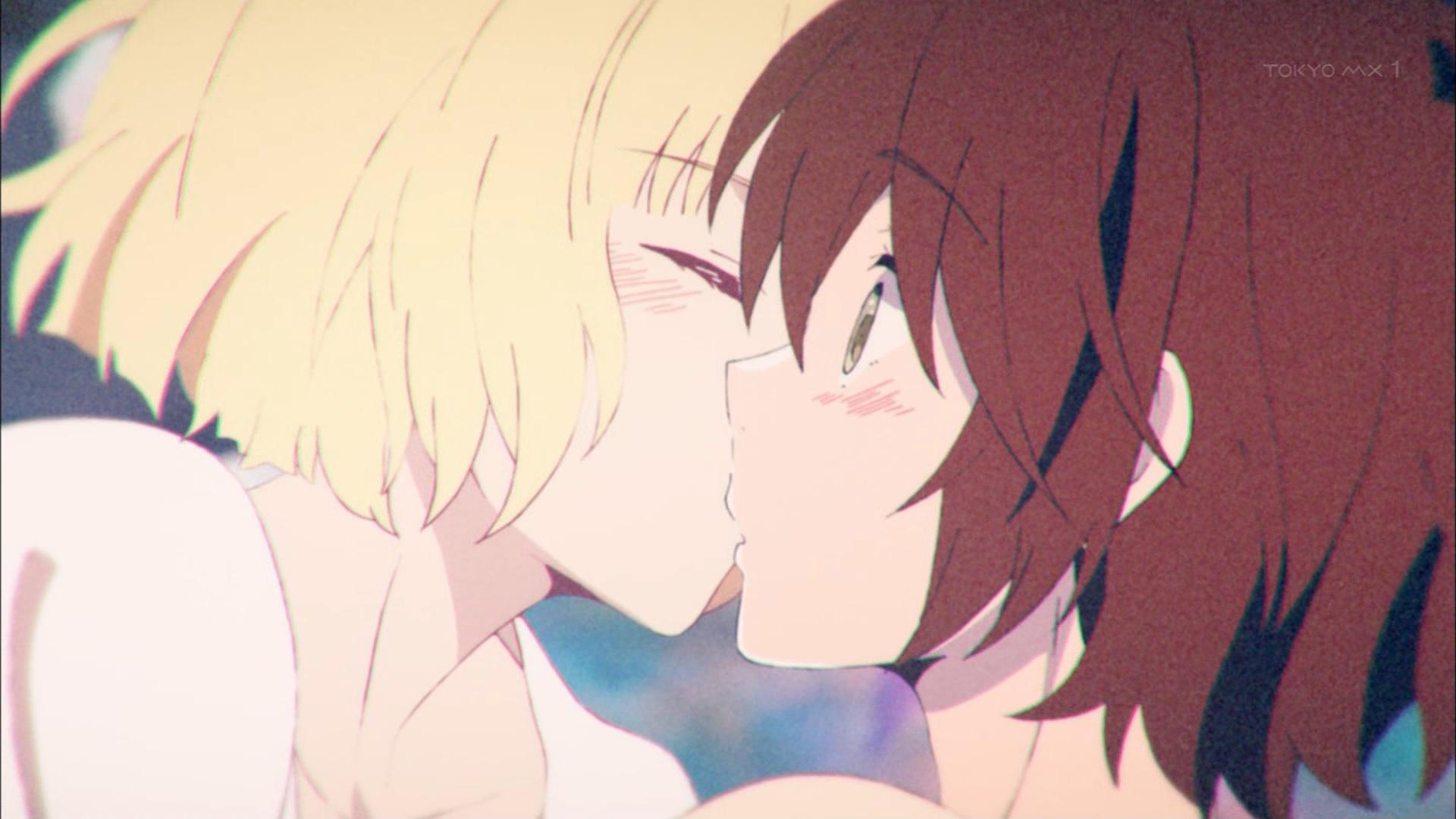 サミとチャクロのキス