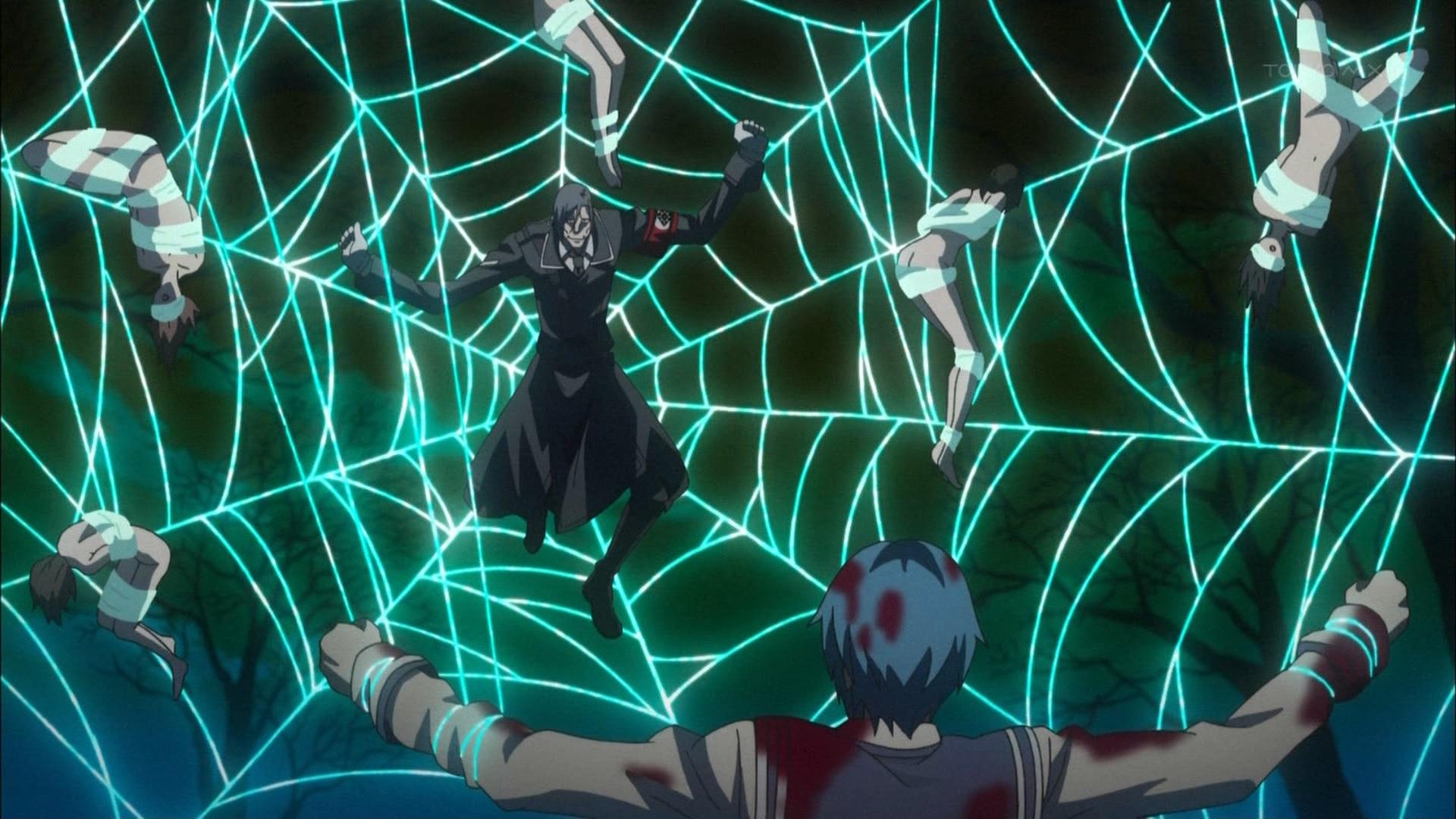 シュピーネの蜘蛛の糸