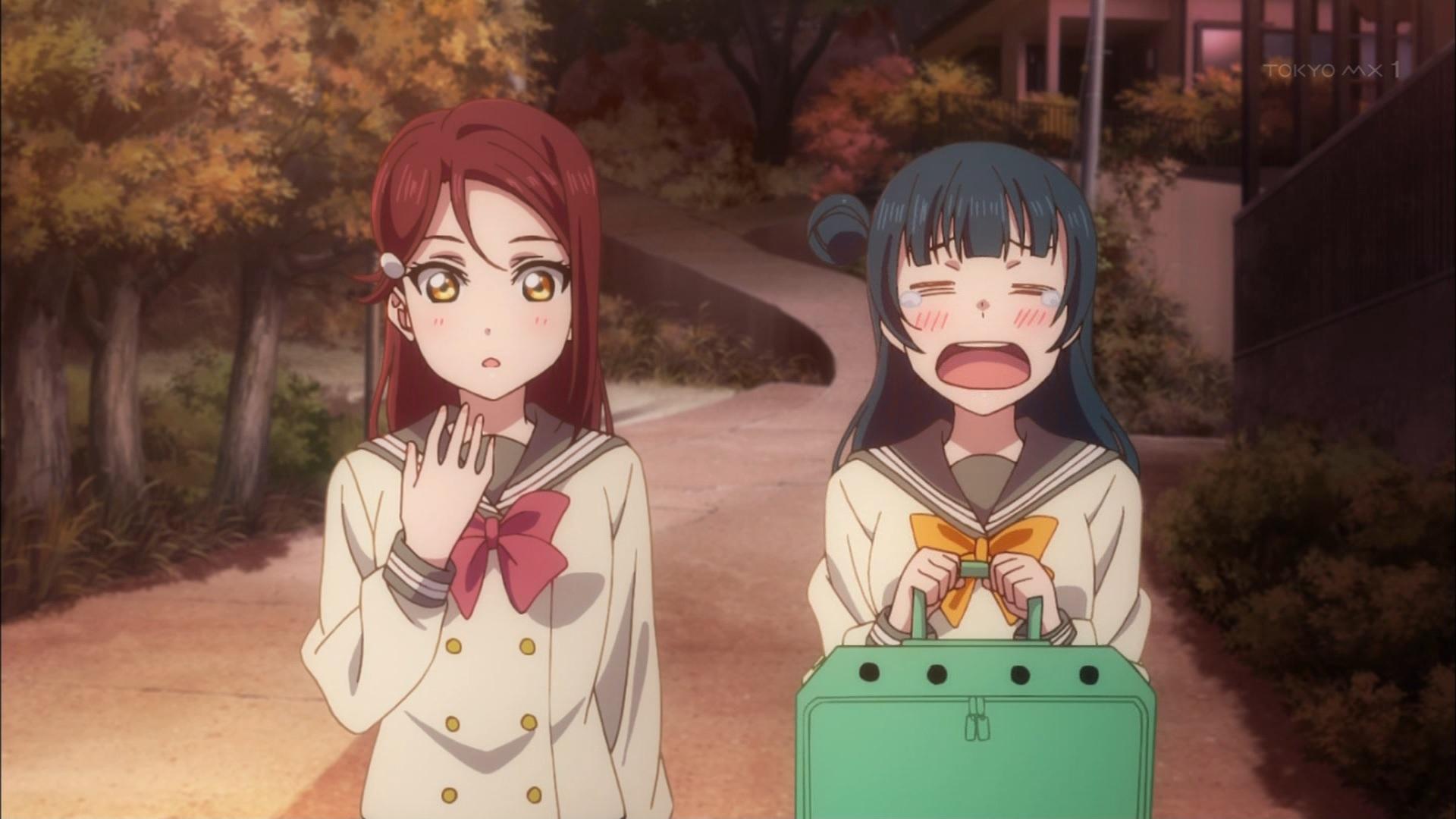桜内梨子と津島善子