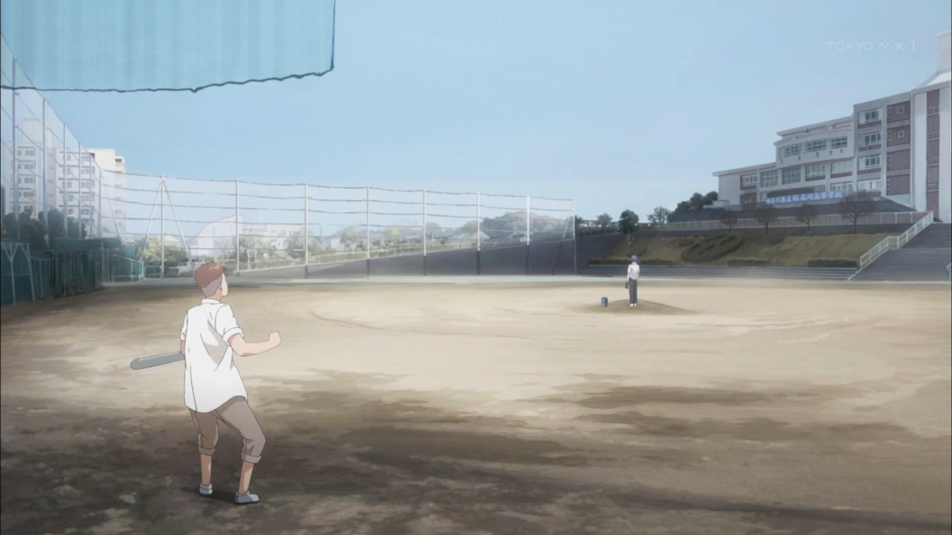 泉瑛太からホームランを打つ相馬陽斗