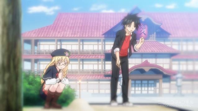 桜雨キリヱと近衛刀太