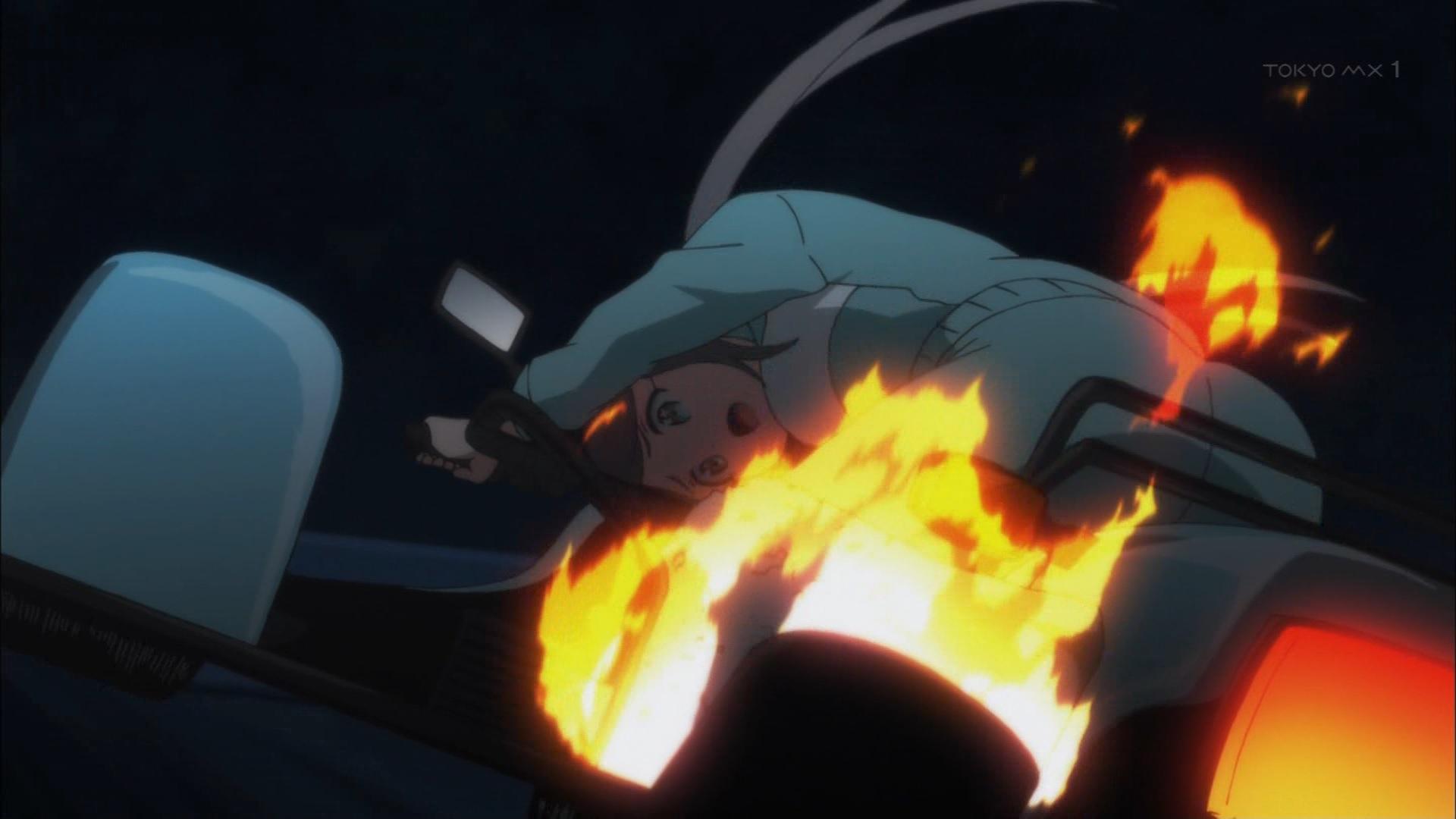 宍戸ゆりあと燃えるニーラー