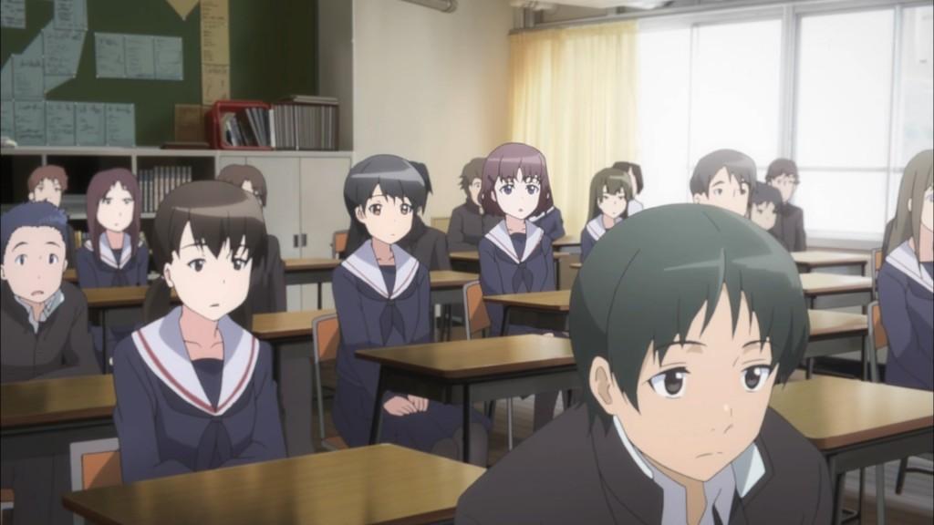 夏目美緒とクラスメイト