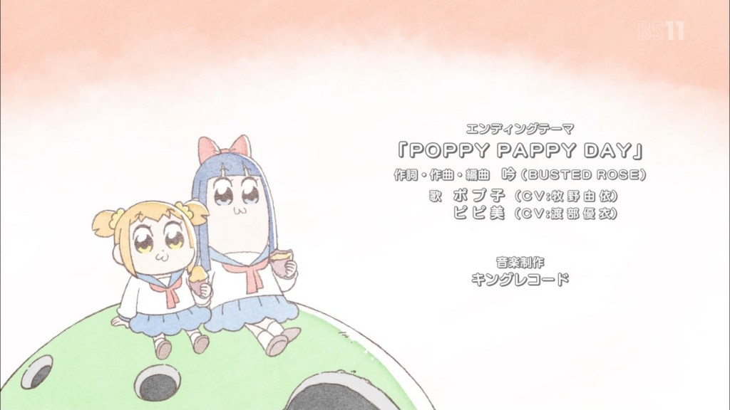 牧野由依と渡辺優衣の『POPPY PAPPY DAY』