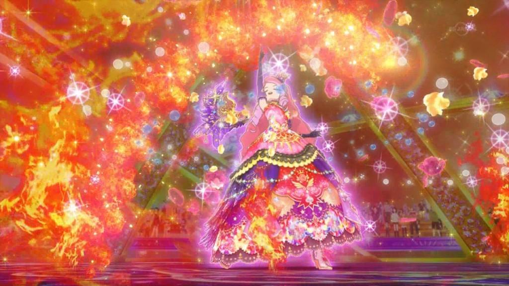 エルザフォルテの太陽のドレス