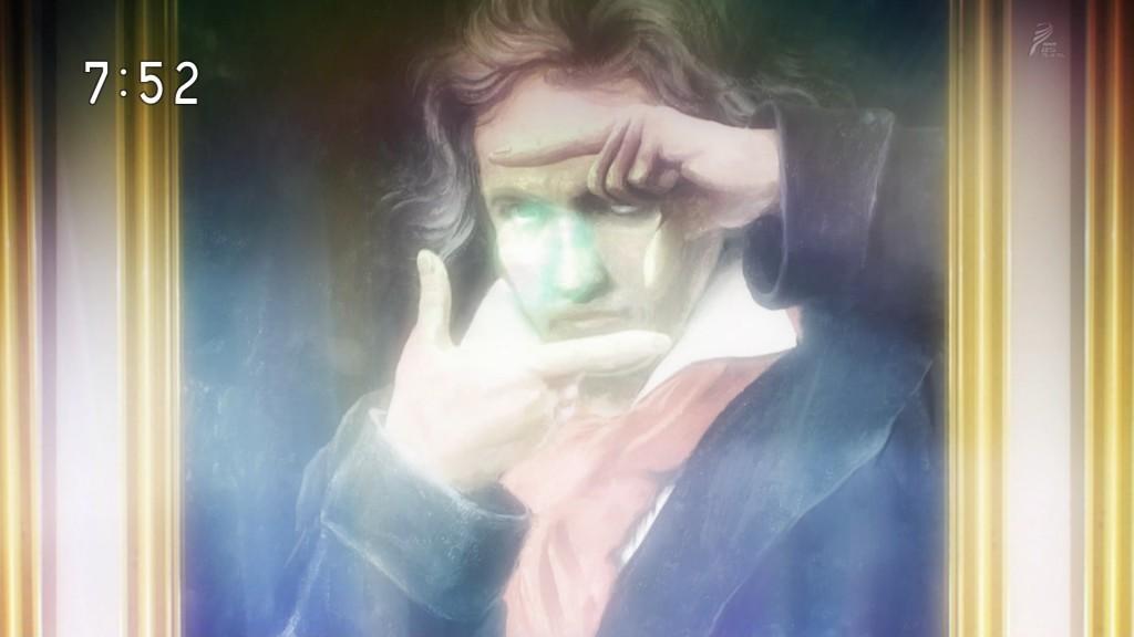 盗撮するベートーベン