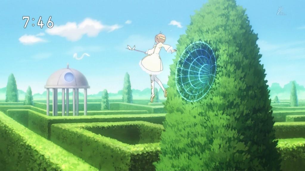 引力-GRAVITATION-を使う木之本桜