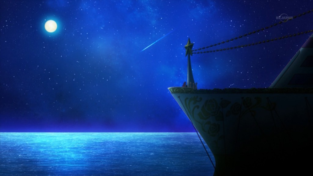 エルザフォルテと月