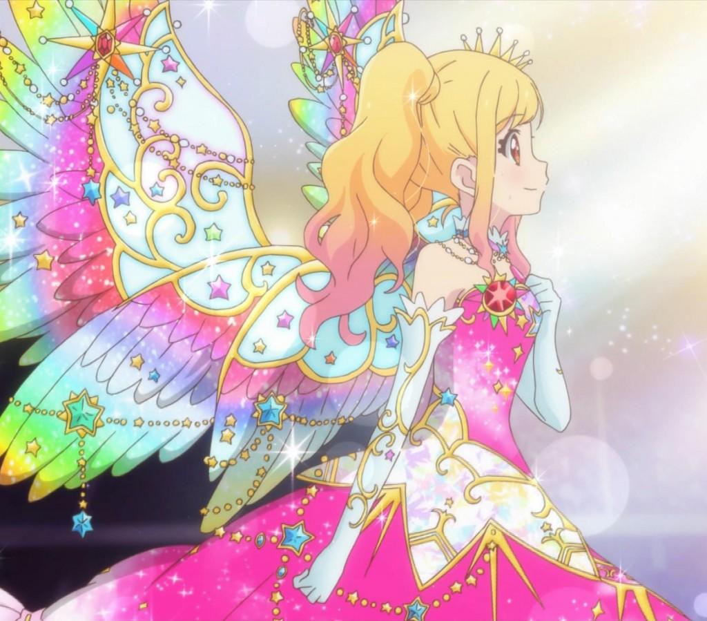 虹野ゆめの太陽のドレス