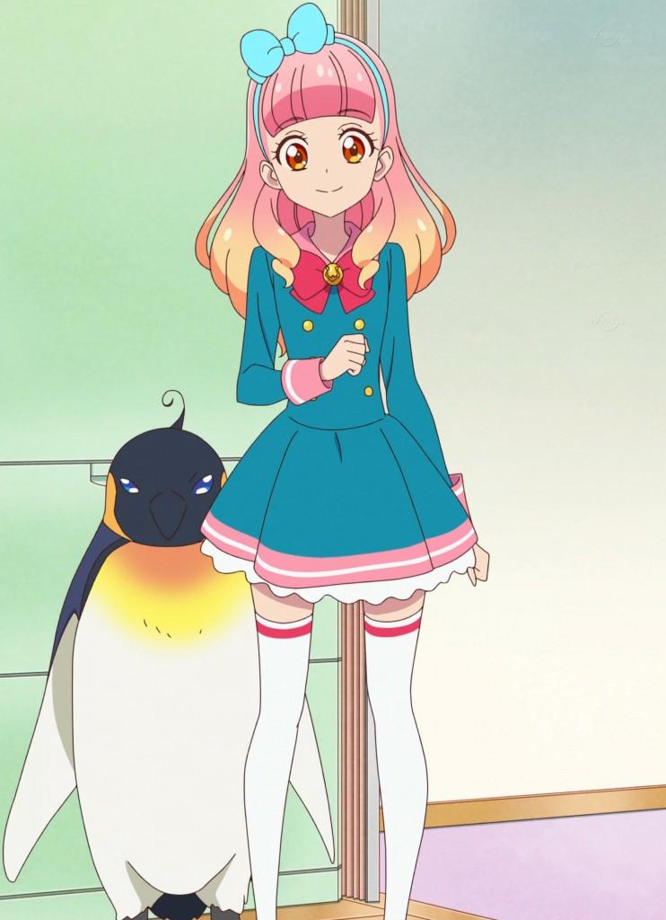 友希あいねとペンギン
