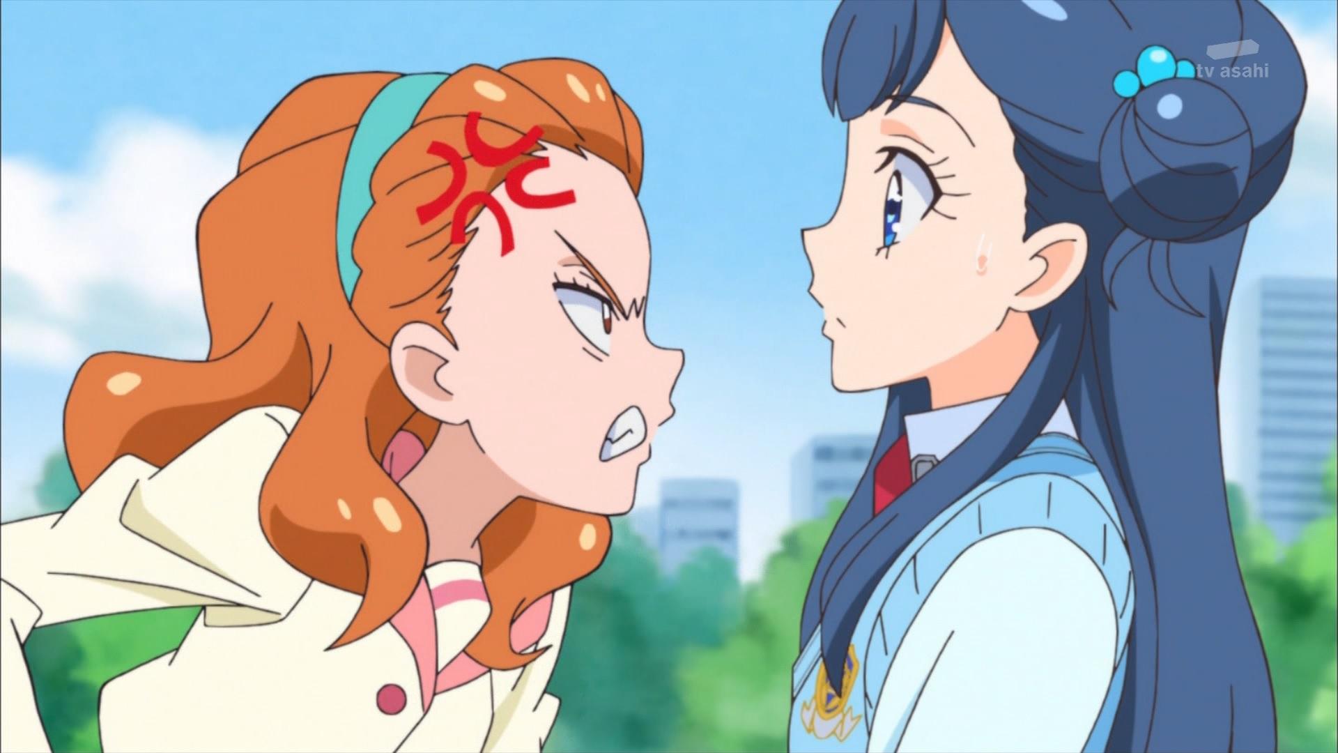 Hugっと プリキュア 第7話感想 元野菜少女さあやのやりたい事は