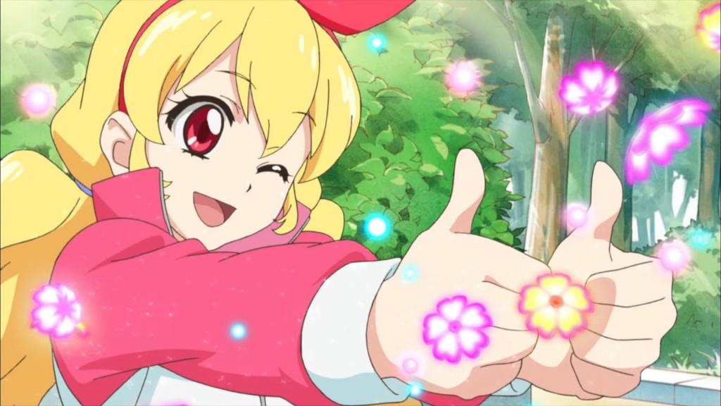 太田君を応援する星宮いちご