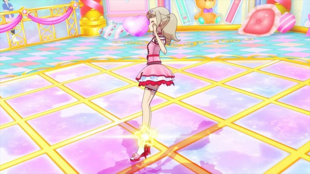 姫石らきの初ステージ1