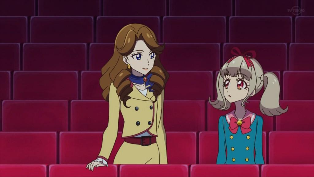 織姫学園長と姫石らき