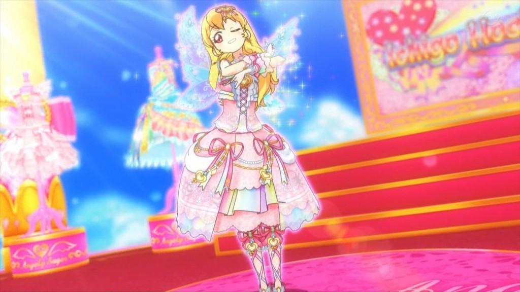 星宮いちごのアコガレカスタマイズ☆3