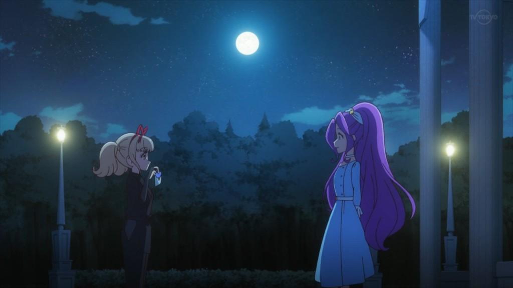 姫石らきと神崎美月