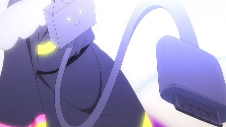 天王寺璃奈のしっぽ
