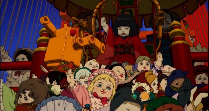 氷室の日本人形